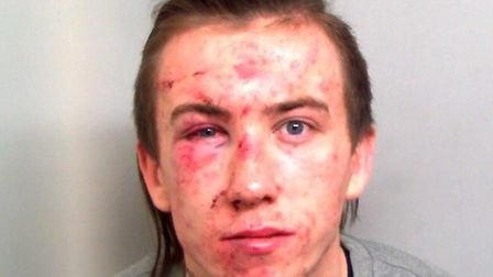 Jake Randall has been jailed for six and a half years after stabbing a man in Colchester Picture: ES