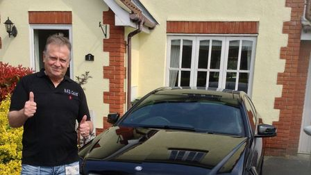 Clive Millard from Sudbury has allowed his tenant a payment holiday during the lockdown to ease the