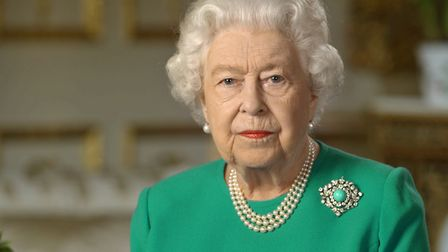 HM Queen Elizabeth II has made a televised address to the nation during the coronavirus pandemic Pi