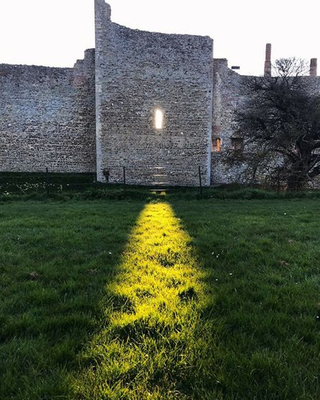 One Sixth Form College student Amelia Throp took this picture as part of a photography challenge Pic