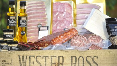 Get smoked cheese, chillis, olives, and meat delivered to your door Picture: The Artisan Smokehouse