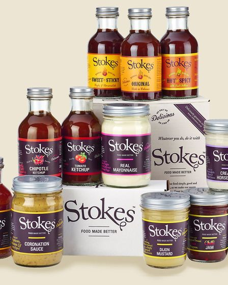 The Food Lovers Bundle by Stokes Sauces
