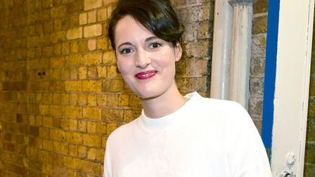 Phoebe Waller-Bridge will be streaming her stage version of Fleabag to raise money for charity Pict