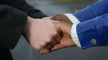 Key Link is offering counselling to frontline workers in Suffolk. Picture: Time to change/Newscast O