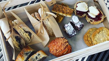 Nourish cafe in Newbourne has launched picnic boxes Picture: Tracey Ball