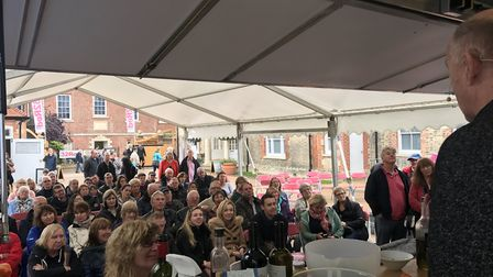Newmarket Food & Drink Festival has been cancelled because of coronavirus. Picture KIRSTIN STANLEY H