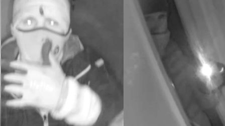 Essex Police would like to speak to two men following a burglary at Colchester Zoo in January Pictu