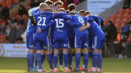 It remains to be seen when and if Ipswich Town will play again during the 2019/20 season. Picture PA
