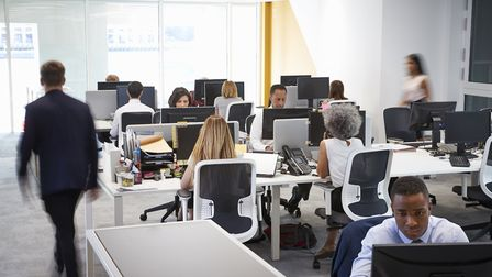Could workplace norms change after the coronavirus crisis? Picture: GETTY IMAGES/ISTOCKPHOTO