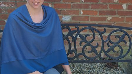 Zor Boutique's best-selling poncho Picture: Zoe Robinson