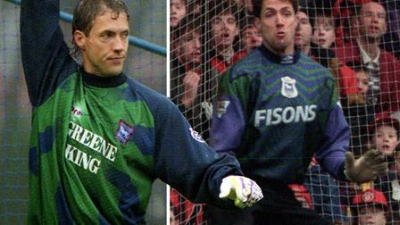 Craig Forrest spent more than a decade at Ipswich Town. Picture: ARCHANT/PA