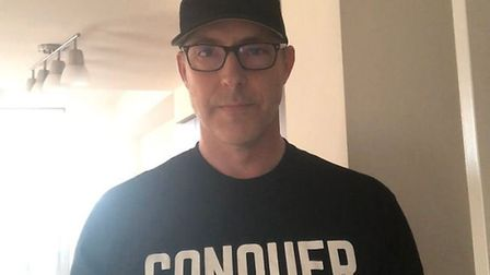 Craig Forrest is doing his part to support those fighting coronavirus in Toronto. Picture: CRAIGFORR