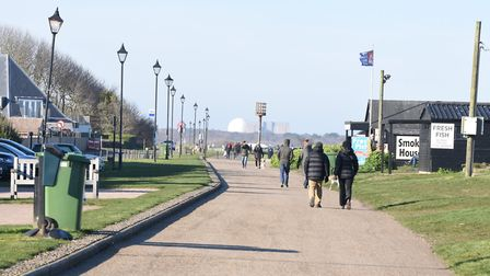 Aldeburgh residents have reported a surge in second homeowners flocking to the town Picture: CHARLOT
