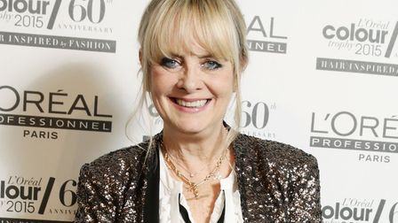 Twiggy Lawson released the video on her Twitter page. Picture: PA