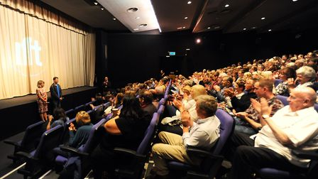 Ipswich Film Theatre audiences will still be getting their diet of diverse films thanks to a new str