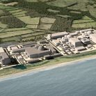 An CGI of how Sizewell C would look Picture: EDF ENERGY