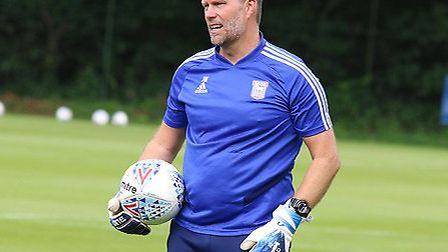 Jimmy Walker is raising money to help the fight against coronavirus. Picture: ITFC