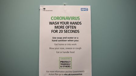 The number of coronavirus cases in Suffolk and Essex has risen again Picture: SARAH LUCY BROWN