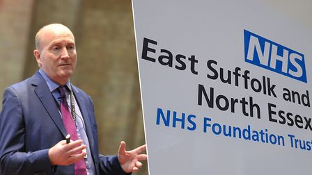 Nick Hulme, chief executive of ESNEFT Picture: ARCHANT