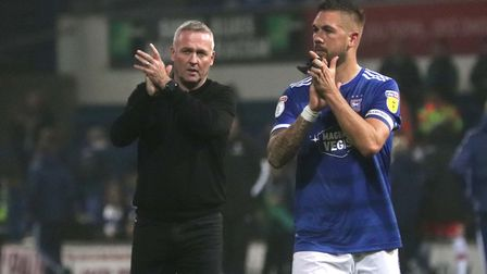 Could Ipswich Town manager Paul Lambert and captain Luke Chambers be competing in a regionalised Lea