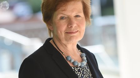 Suffolk County Council Conservative cabinet member for education, Mary Evans, said she was buoyed by