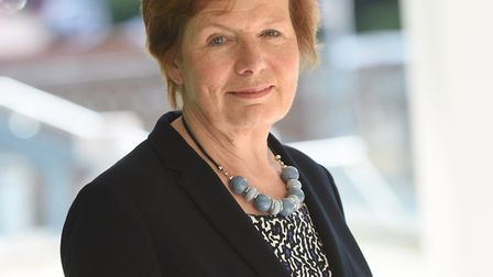 Conservative cabinet member for education at Suffolk County Council, Mary Evans, said the new build