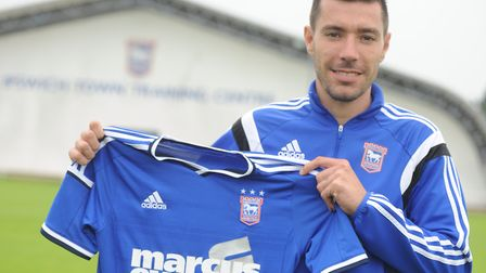 Could Darren Ambrose be the next ex Ipswich Town and Premier League star to sign for Whitton United