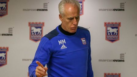 Mick McCarthy's relationship with Town fans soured badly towards the end of his tenre. Picture: STEV