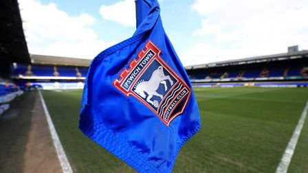 Portman Road is likely to be empty when football finally resumes, according to EFL boss Rick Parry P