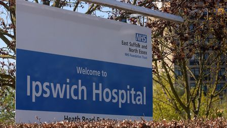 ESNEFT operates Ipswich and Colchester hospitals Picture: SARAH LUCY BROWN