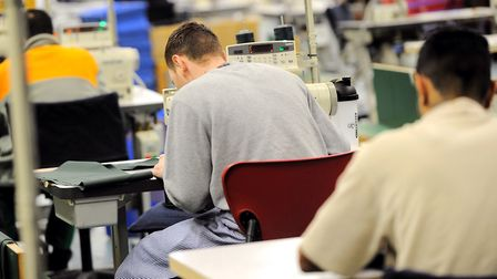 Prisoners at HMP Highpoint are set to begin making personal protective equipment (PPE) for NHS staff