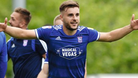 Luke Garbutt says footballers were always going to be willing to help support the fight against coro