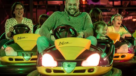 The staff will be welcome to free access to several rides, as well as extra entertainers and a spect