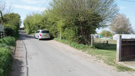 Narrow, rural roads have been raised as a concern Picture: FRAZER DIBLEY