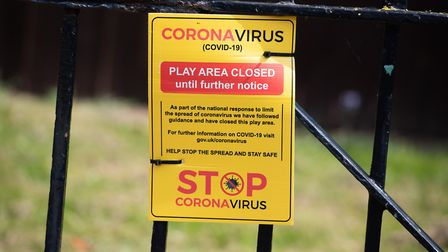 The number of people who have died with coronavirus in Suffolk and north Essex has risen by four Pic