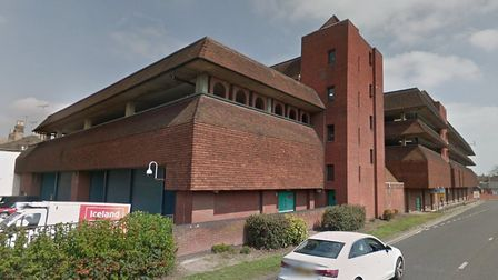 St John's car park in Colchester in Southway. Picture: GOOGLE MAPS