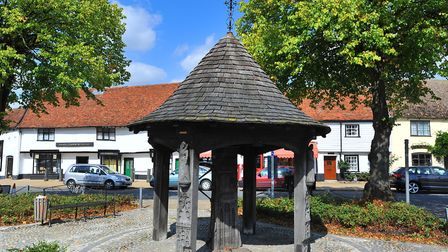 Quiet Woolpit usually makes headlines for its tourism offer and heritage Picture: ARCHANT