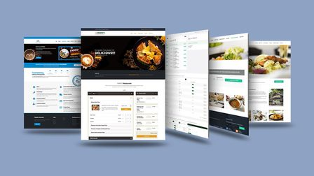 The Magellan food ordering system is user-friendly and easy to use