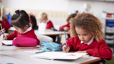 Parents and teachers are concerned about when pupils might return to the classroom Picture: Getty Im