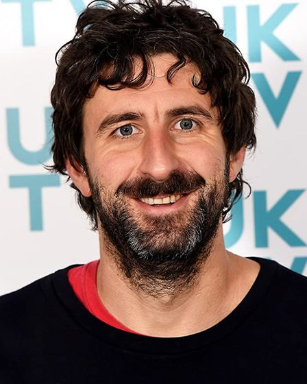 Mark Watson is a regular at the Edinburgh Fringe Festival and has featured on various television sho