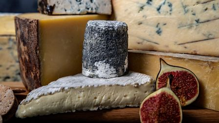 A selection of cheese that is on offer at Slate Cheese Picture: Emma Kindred