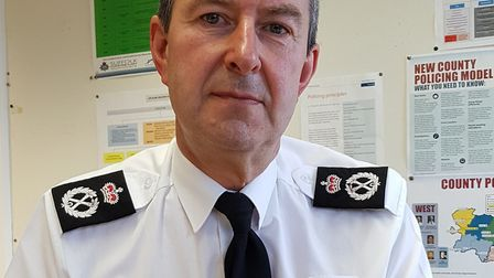 Suffolk's Chief Constable Steve Jupp is shocked by the behaviour of members of the public who police