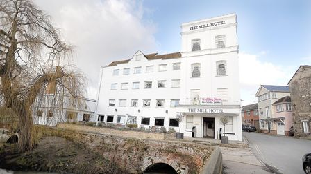 The Mill Hotel in Sudbury has denied flouting government guidelines about staying open insisting the