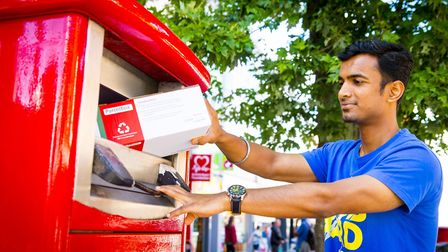 The CWU says a 51% increase in parcel traffic nationally is impacting on Royal Mail workers' health