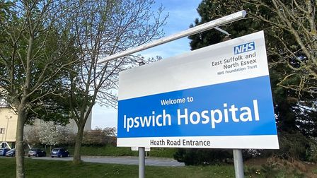 Health bosses have said it is 'likely' temporary mortuaries will be needed at Ipswich Hospital Pictu
