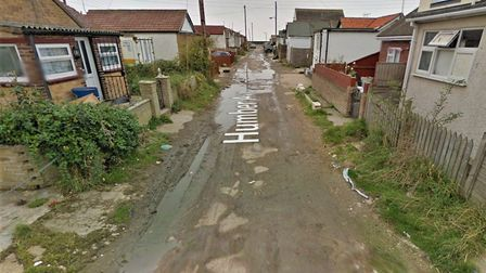 Humber Avenue in Jaywick. Picture: GOOGLE MAPS