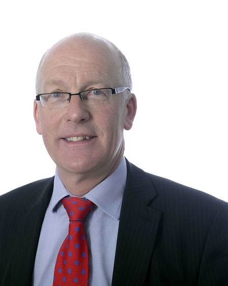 Dr David Egan, a GP in Debenham and member of the clinical executive of NHS Ipswich and East Suffolk