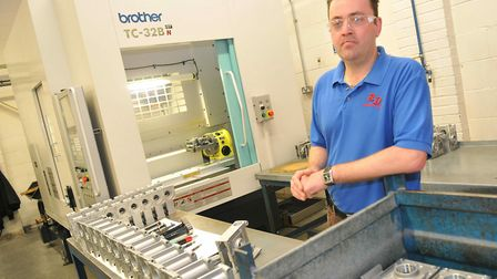 RD Castings Ltd in Mildenhall is supplying parts to NHS Nightingale Hospitals during the coronavirus