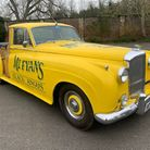 This yellow Bentley, was once owned by the Earl of Stradbroke Picture: MATHEWSONS