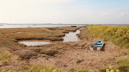 Aldeburgh starting to spring into life Picture: TIM DAY